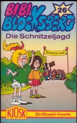 Cover: Die Schnitzeljagd
