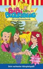 Cover: Die Junghexenbande
