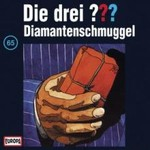 Cover: Diamantenschmuggel