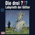 Cover: Labyrinth der Götter
