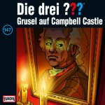 Cover: Grusel auf Campbell Castle