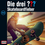Cover: Skateboardfieber