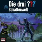 Cover: Schattenwelt