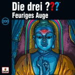 Cover: Feuriges Auge