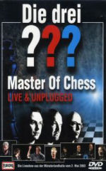 Cover: Master of Chess, LIVE & UNPLUGGED [DVD]