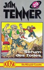 Cover: Serum des Todes