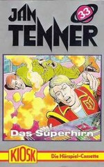 Cover: Das Superhirn