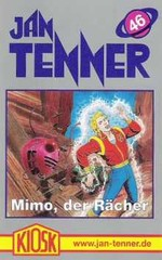 Cover: Mimo, der Rächer