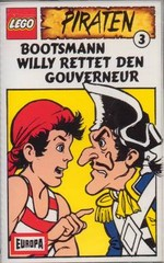 Cover: Bootsmann Willy rettet den Gouverneur