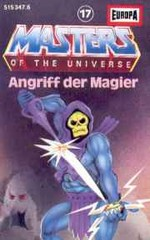 Cover: Angriff der Magier