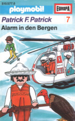 Cover: Alarm in den Bergen