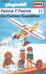 Cover: Die Eismeer-Expedition