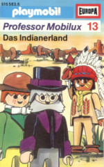 Cover: Das Indianerland