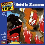 Cover: Hotel in Flammen
