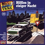 Cover: Hilflos in eisiger Nacht